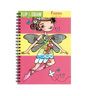 Flip & Draw Fairies