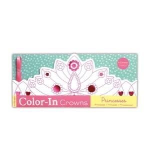 Color Hat / Crown Princesses