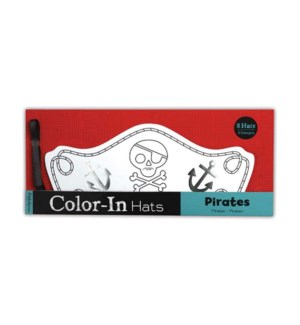 Color Hat / Crown Pirates