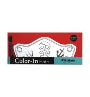 Color Hat / Crown Pirates