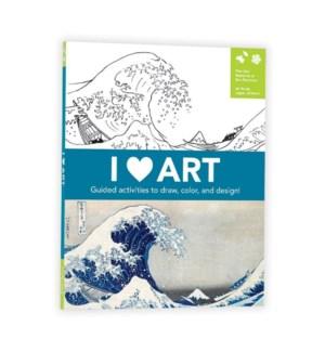 Act Bk Fine Arts SF I Heart Art