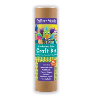 Craft Kit Feathery Friends