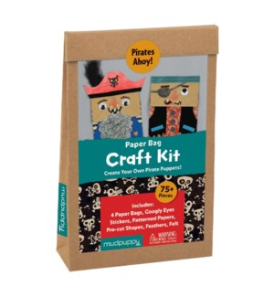 Craft Kit Bag Pirates