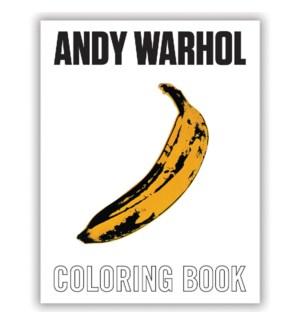 Coloring Bk Warhol