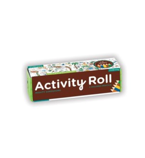 Activity Roll Mighty Dinosaur