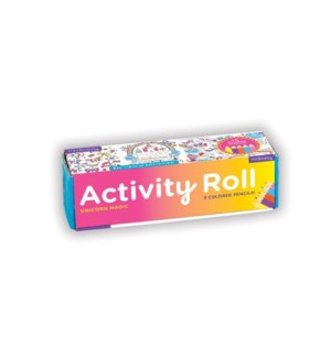 Activity Roll Unicorn Magic