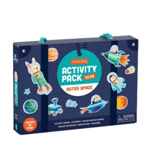 Activity Pack to Go Outer Space