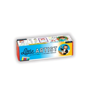 Activity Roll Little Artist