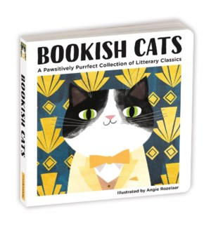 BK Board Bookish Cats