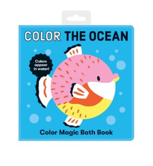 BK Bath Color the Ocean Color Magic