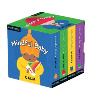 BK Board Set Mindful Baby