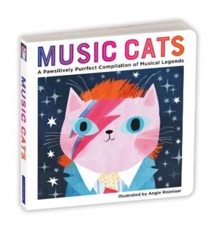 BK Board Music Cats