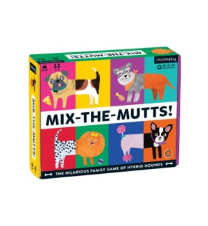 Game Board Mix-the-Mutts!