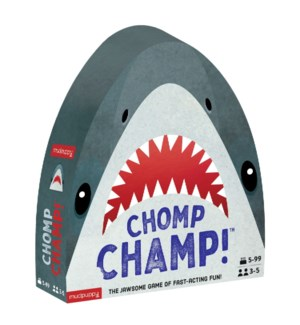Chomp Champ Game