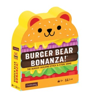 Burger Bear Bonanza Game