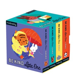 Be Kind Little One Board Bk Set
