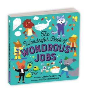 BK Board The Wonderful Book of Wondrous Jobs