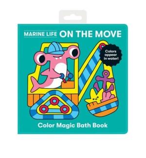 BK Bath Marine Life On the Move
