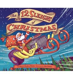 12 Sleighs of Christmas* hc