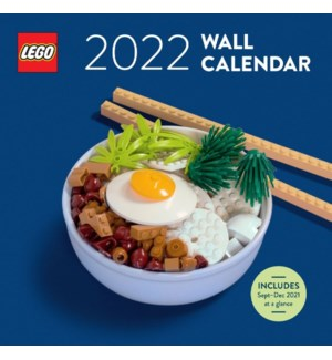 2022 Wall Cal: LEGO
