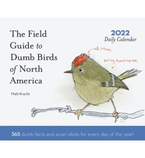 2022 Daily Cal: Dumb Birds of North America