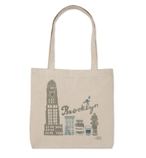 Brooklyn Cream Everyday Tote