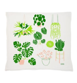 Bloom Teatowel