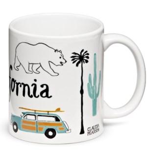 California State Mug