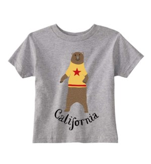 Californai Tshirt size 6