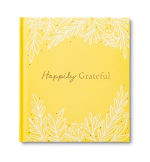 Book - Happily Grateful
