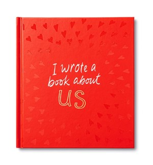 Book - I Wrote a Book About Us