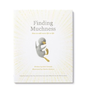 Book - Finding Muchness