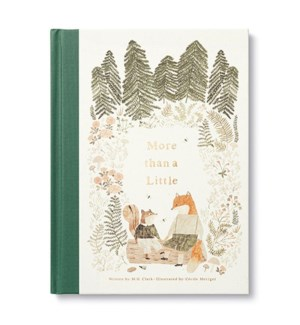 Book - More Than a Little