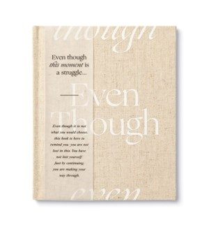 Book - Even Though