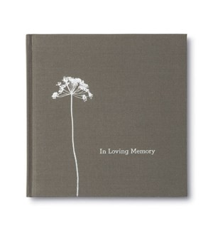 Book - In Loving Memory
