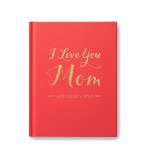 Book - I Love You Mom