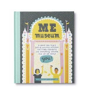 Activity Book - Me Museum