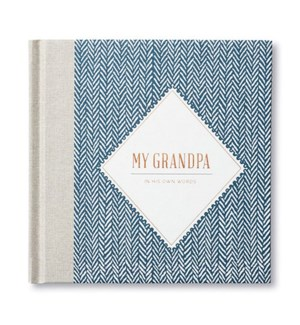 Book - My Grandpa Interview Journal