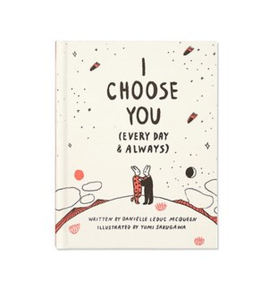 Book - I Choose You