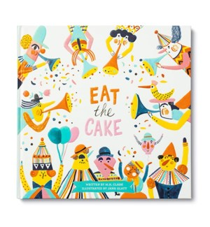 Book - Eat the Cake