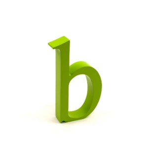 AlphaArt-b-Lime Green