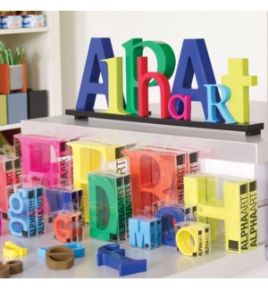 AlphaArt 3D Display