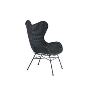 Amadora Chair-Black