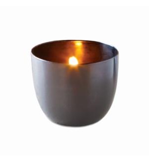Bagan Candleholder-Gray