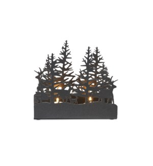 Alpine Tealight Trough-Short