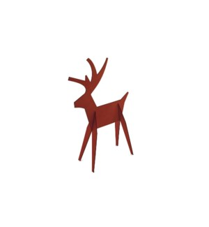 Alpine Reindeer-XSmall-Red