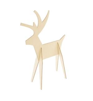 Alpine Reindeer-Lg-Natural
