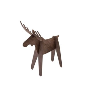 Alpine Moose-Small-Brown