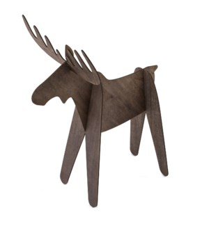 Alpine Moose-Large-Brown