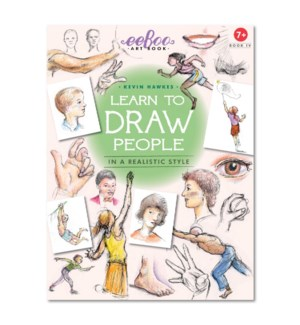 Art Book 4 - Learn to Draw People